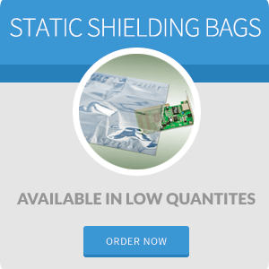 static shielding bags now available